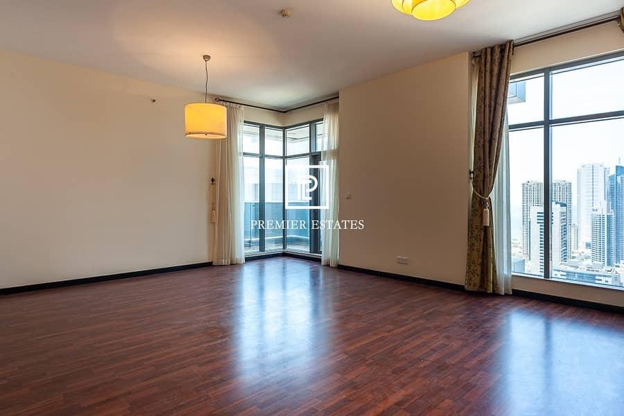 2 Fantastic 3 Bedroom plus Maids with Marina views