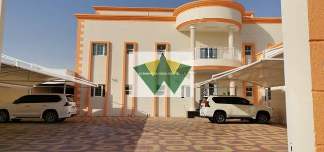 شقة 3 غرف نوم للايجار في مدينة محمد بن زايد، أبوظبي - Ground Floor Apt With All Room Master & C/Parking