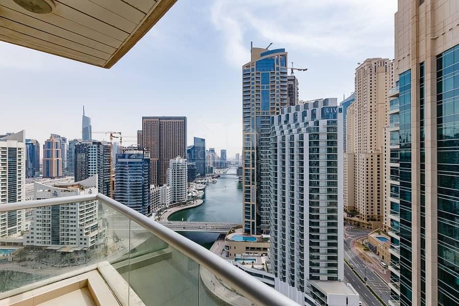 2 Unfurnished Option | Full Marina View |Vacant Soon