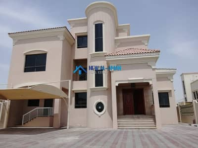 5 Bedroom Villa for Rent in Mohammed Bin Zayed City, Abu Dhabi - Stand Alone 5 Master BR Villa | Driver Room