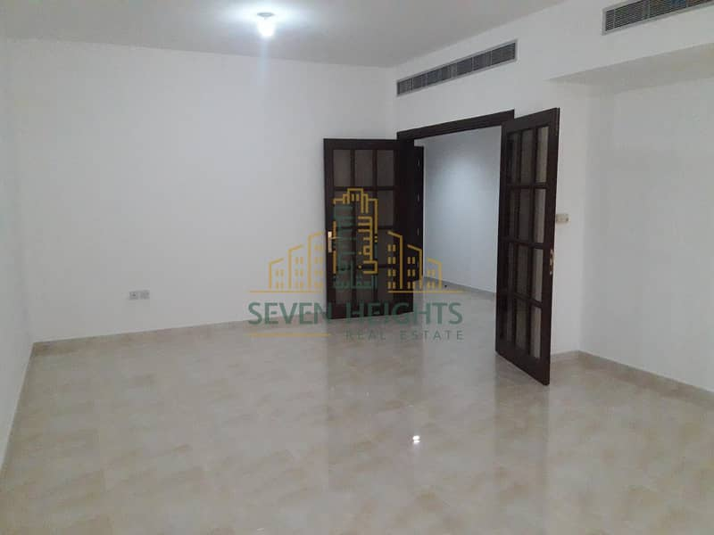 Big and nice 4br with maids room in salam street