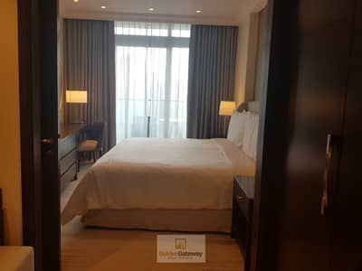 شقة 1 غرفة نوم للايجار في وسط مدينة دبي، دبي - 1 BR+Study | Bills Include | Fountain VIew