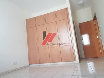 شقة 2 غرفة نوم للايجار في محيصنة، دبي - LOWEST PRICE 2 BHK WITH BALCONY-WARDROBES-FREE PARKING 35K/6 CHQS