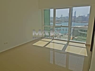 1 Bedroom Flat for Rent in Al Reem Island, Abu Dhabi - No Commission - 15 Days Free - 1BHK