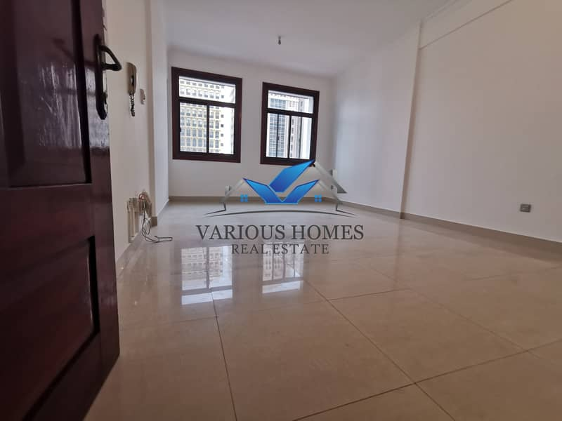 Elegant and Huge Size 02 Bedroom Hall Apartment with Nice Wardrobes at AL Wada Area