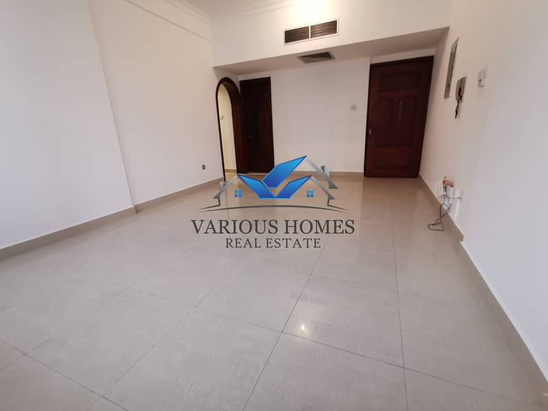 13 Elegant and Huge Size 02 Bedroom Hall Apartment with Nice Wardrobes at AL Wada Area
