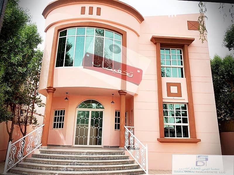 Distinctive design villa and excellent division