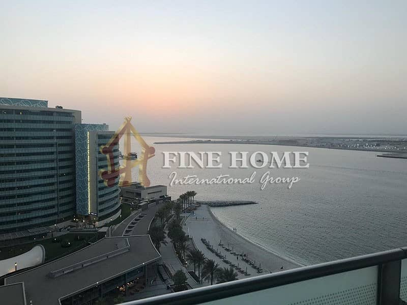 2 Spacious 3 BR Apartment with Partial Sea View