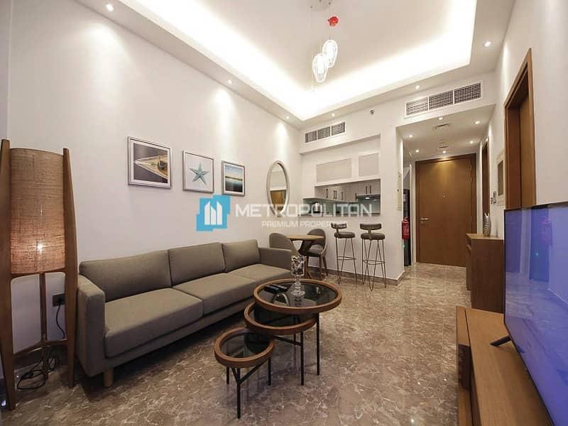 2 Luxury Furniture Stunning Marina View Middle Floor