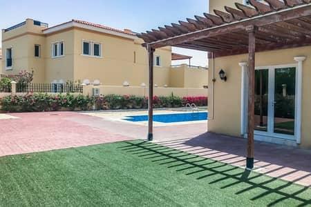5 Bedroom Villa for Rent in The Villa, Dubai - Mazaya C1 | 5 Bed |5 Bath | Private Pool | Big Plot |