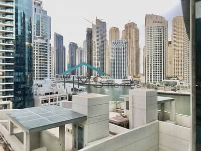 2 Bedroom Flat for Sale in Dubai Marina, Dubai - Reduced | Marina View | Maids Room