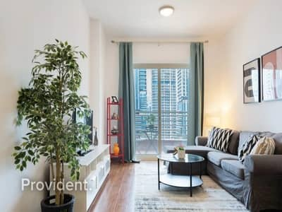 1 Bedroom Apartment for Sale in Jumeirah Lake Towers (JLT), Dubai - Lake View | Vacant On Transfer | 1 BR  |