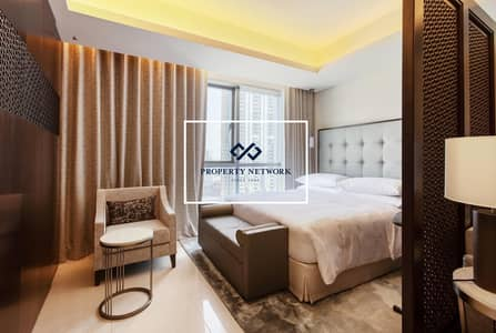 Studio for Rent in Downtown Dubai, Dubai - Best Price | All Bills Paid | High Floor