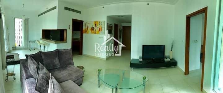 فلیٹ 1 غرفة نوم للبيع في دبي مارينا، دبي - 1 BR  Bright & Spacious Layout - JBR Skyline & Sea Views
