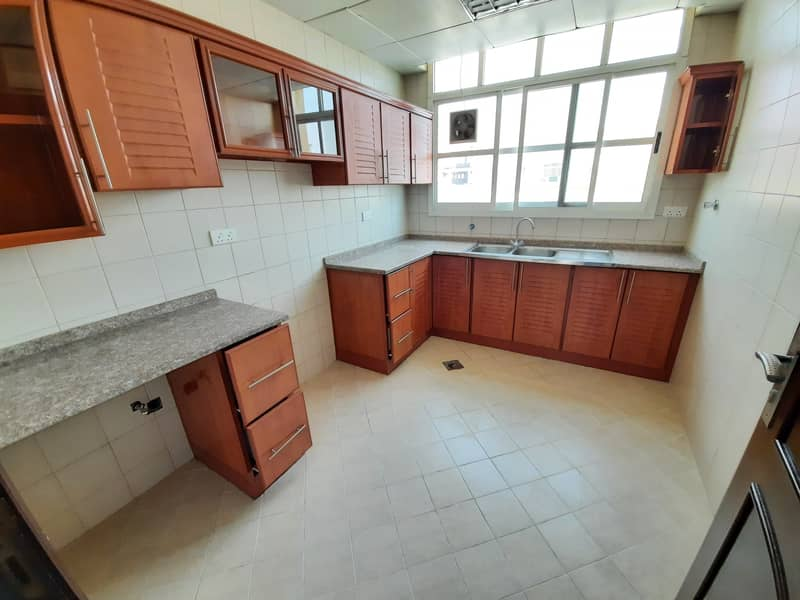 2 bedroom hall flat available in Mohammed Bin Zayed city