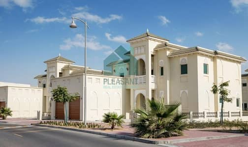 Investment opportunity Brand New Freehold Ready Villas