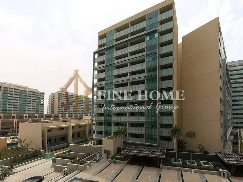 14 Ready TO Move Now!  Sea View 2 BR. Apartment