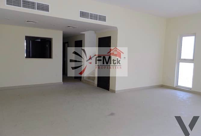 2 Brand New 3 Bedroom + Maid Room Townhouse for Rent