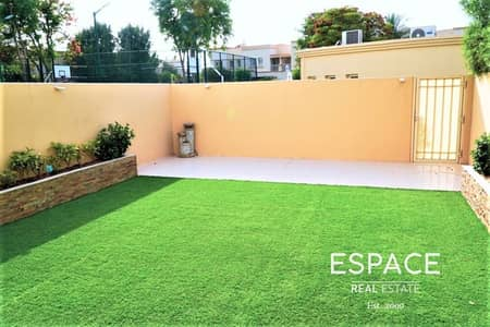 2 Bedroom Villa for Rent in The Springs, Dubai - Well Maintained| Type 4M | Park and Pool View