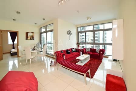 3 Bedroom Flat for Rent in Dubai Marina, Dubai - Luxury House with Stunning Marina & Sea View