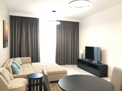 شقة 1 غرفة نوم للايجار في قرية جميرا الدائرية، دبي - شقة في برج 108 قرية جميرا الدائرية 1 غرف 53000 درهم - 4610974