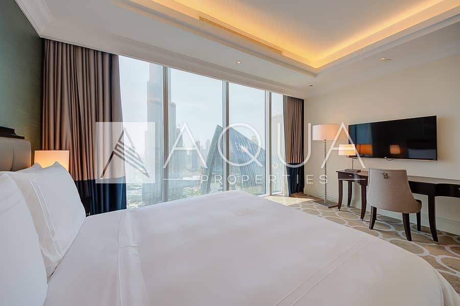 2 Furnished | Burj Khalifa and Fountain Views