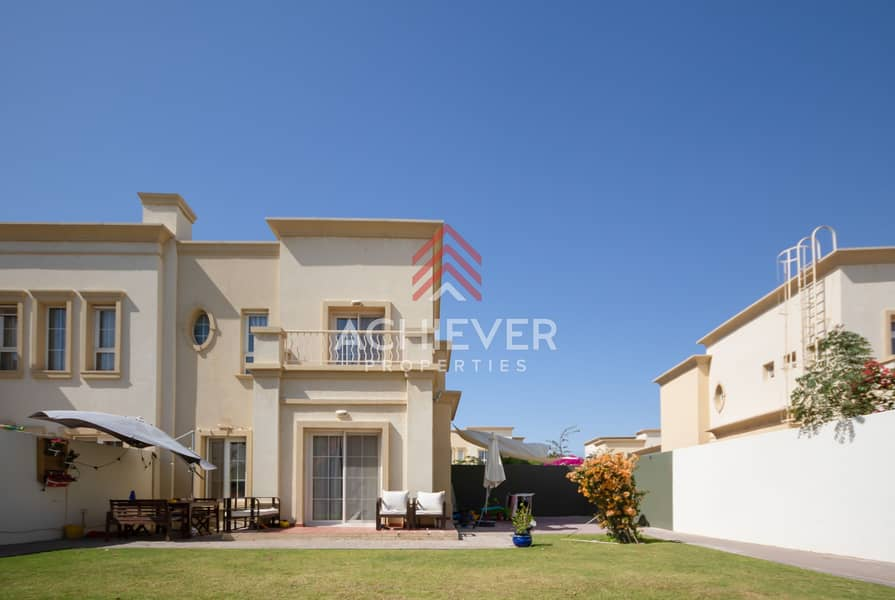 Exclusive | 3 Bed Villa | Type 3E | Vacant soon