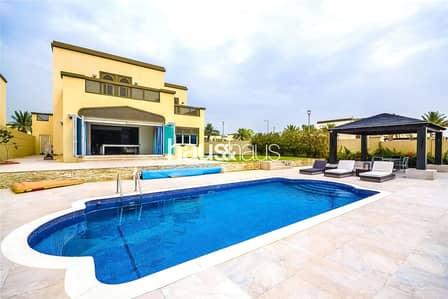 فیلا 4 غرف نوم للبيع في جميرا بارك، دبي - Large Corner Plot | Fully Upgraded | New Listing