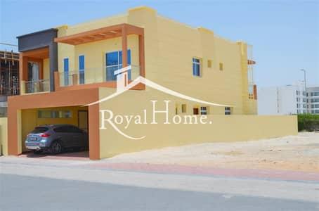 5 Bedroom Villa for Sale in Jumeirah Village Triangle (JVT), Dubai - 5BR+maids+drivers 8 bath New vacant Villa  Distr.1