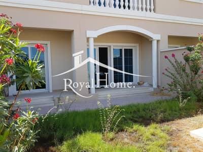 تاون هاوس 2 غرفة نوم للبيع في قرية جميرا الدائرية، دبي - 2BR+M G+1 Nakheel Townhouse JVC Vacant