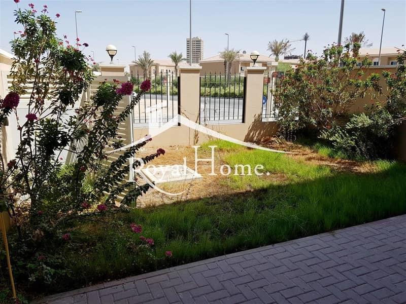 2 2BR+M G+1 Nakheel Townhouse JVC Vacant