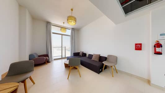 شقة فندقية 1 غرفة نوم للايجار في الفرجان، دبي - Monthly payments | Maintenance included | Pets allowed