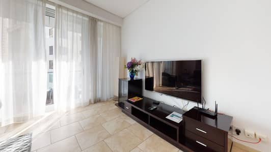 2 Bedroom Flat for Rent in Jumeirah Beach Residence (JBR), Dubai - Fully furnished | Partial sea views | Pet-friendly