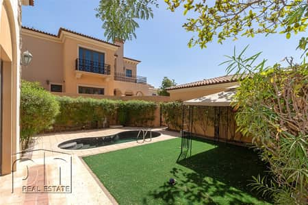 4 Bedroom Villa for Rent in Jumeirah Golf Estate, Dubai - Stunning Villa   Private Pool   Available Now
