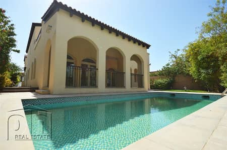5 Bedroom Villa for Rent in Jumeirah Golf Estate, Dubai - Exceptionally Large | Open Plan | Private Pool