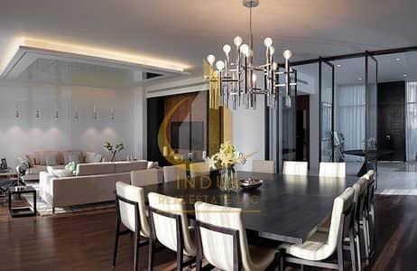5 Bedroom Villa for Sale in DAMAC Hills (Akoya by DAMAC), Dubai - Fully Furnished THD-PH Paramount Villas AED 3.3M