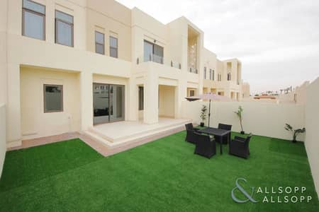 4 Bedroom Townhouse for Sale in Reem, Dubai - Type G | Single Row | 4 Bed | Mira Oasis