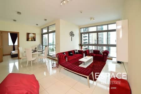 3 Bedroom Flat for Rent in Dubai Marina, Dubai - Full Sea View | Beautifully Furnished | Vacant