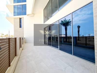 تاون هاوس 2 غرفة نوم للبيع في جزيرة السعديات، أبوظبي - Breathtaking Full Sea View! Beachfront Townhouse!