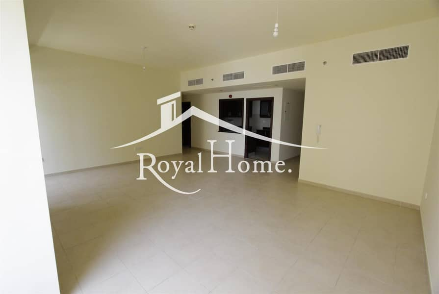 2BR Unfurnished with Sea View | 70K 1Cheque