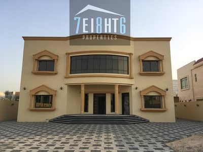 فیلا 5 غرف نوم للايجار في الخوانیج، دبي - Brand new: 5 b/r fabulous villa + excellent finishing + servant quarters + 2 kitchens + large garden