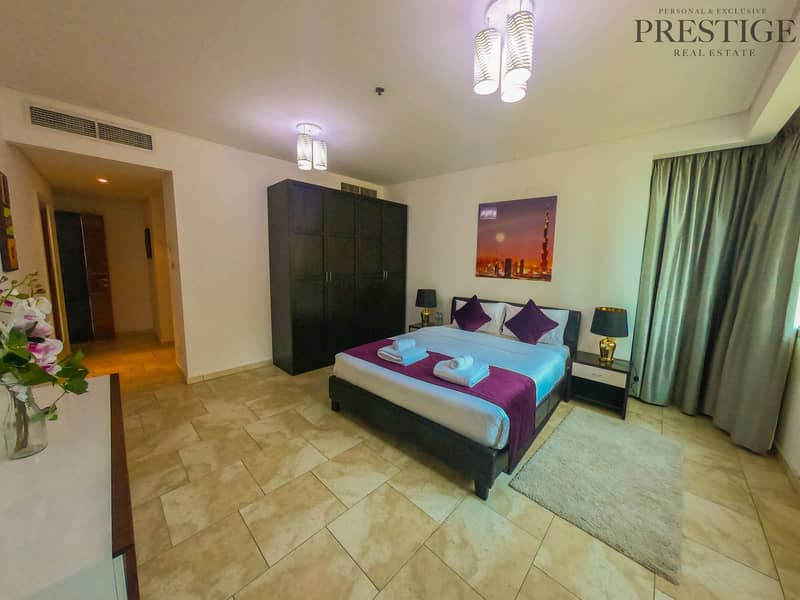 2 2Br I Furnished I Bills Included I Ain Dubai View