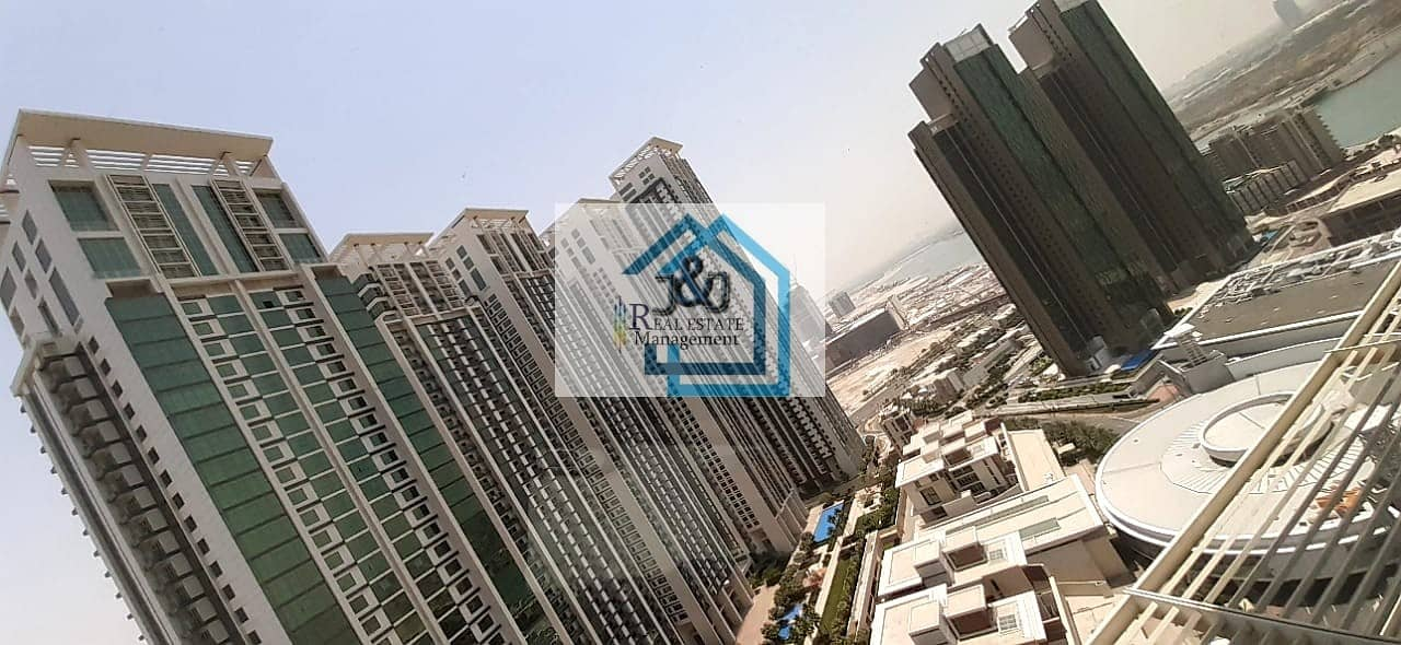 Excellent 2BR+Store room On High Floor with Balcony