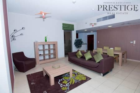 1 Bedroom Flat for Rent in Jumeirah Beach Residence (JBR), Dubai - Cheapest 1 Bed in the Market/furnished