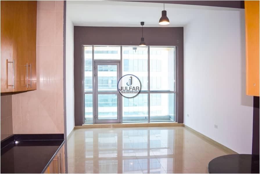 2 Mid Floor | Studio | Julphar Tower View|