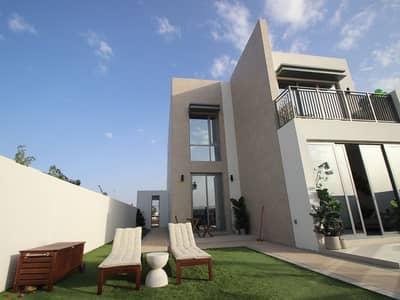 فیلا 4 غرف نوم للبيع في دبي الجنوب، دبي - GOLF COURSE VILLA | PAY AED 750K MOVE IN | POST HANDOVER PAYMENT PLAN