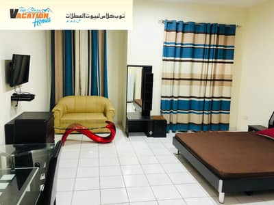 Studio for Rent in International City, Dubai - SPACIOUS FURNISHED STUDIO IN ENGLAND CLUSTER