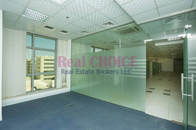 2 Vacant Now|Fitted Office Space|Good Location In DP