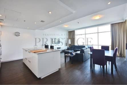 شقة 2 غرفة نوم للبيع في دبي مارينا، دبي - Spacious