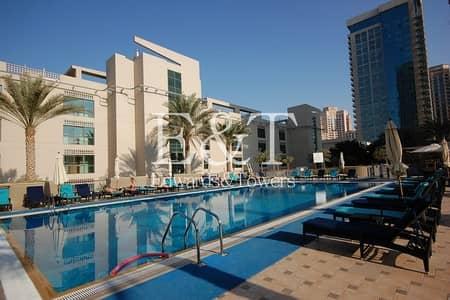 شقة 1 غرفة نوم للايجار في ذا فيوز، دبي - Vacant | One Bed with Full Canal Course View